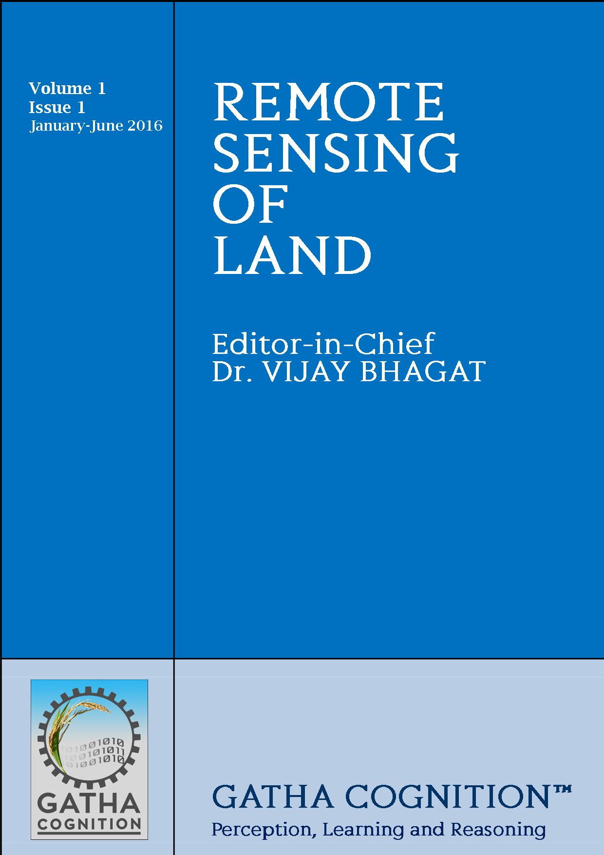 Remote Sensing of Land