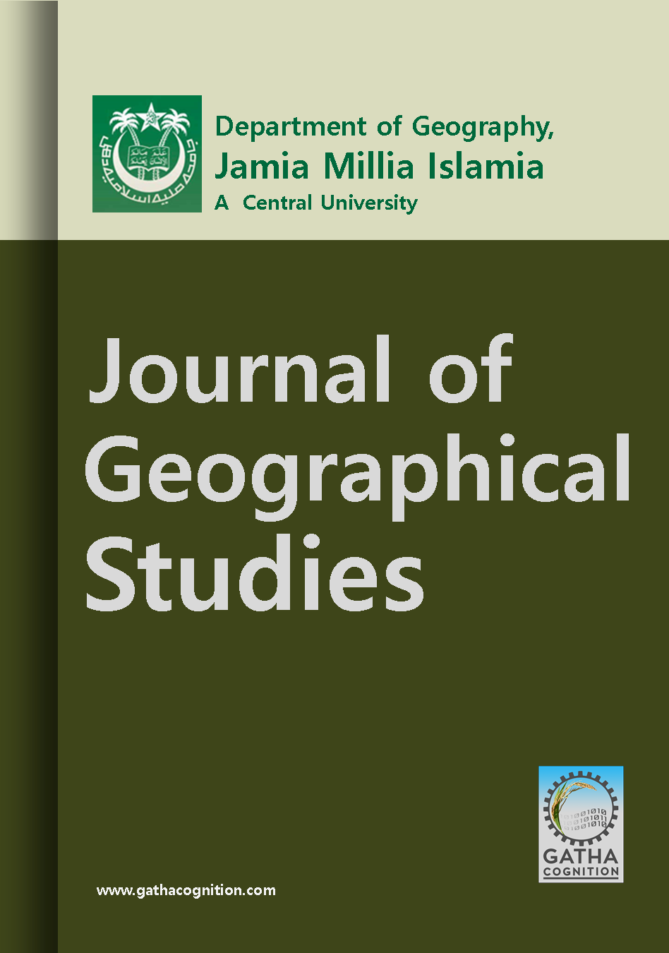Journal of Geographical Studies