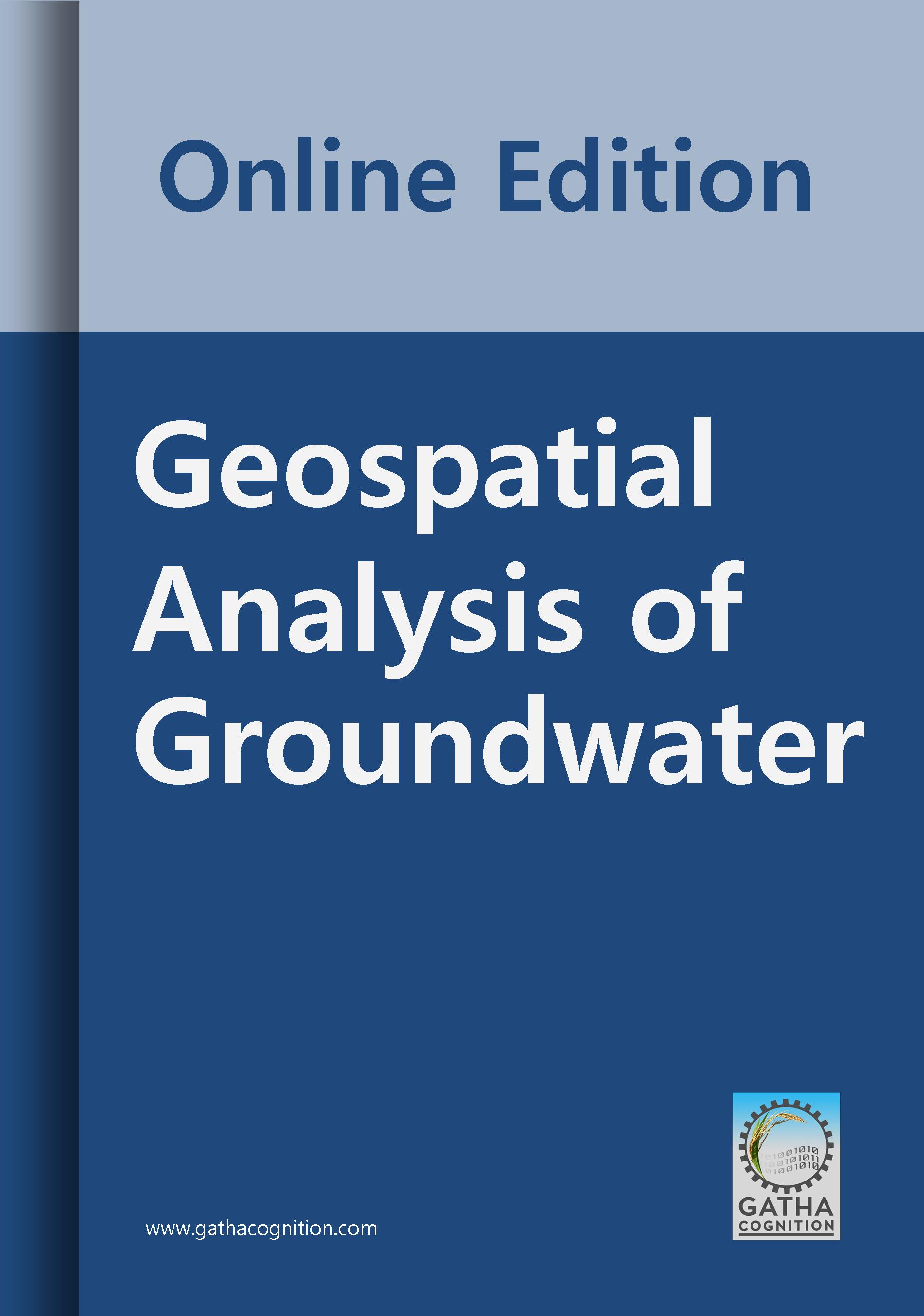 Geospatial  Analysis of  Groundwater