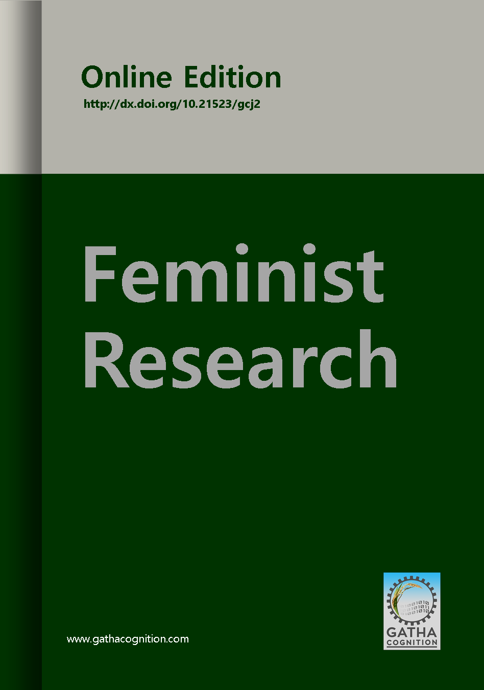 Feministic Analysis of Shauna Singh Baldwin's selected stories in English Lessons and Other Stories